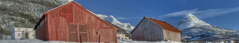 Photos from Northern Norway: A photo blog header image 2
